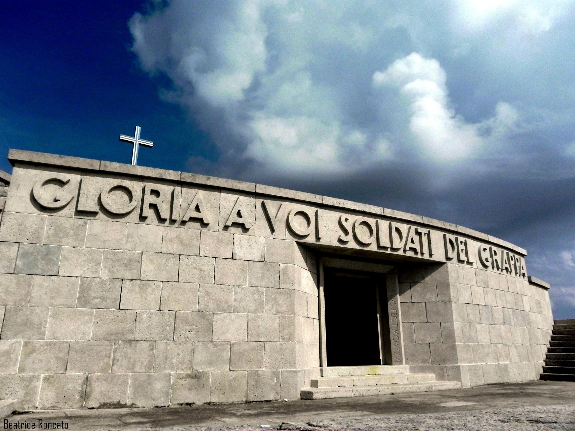 Sacrario Monte Grappa | Monumenti | Pieve del Grappa