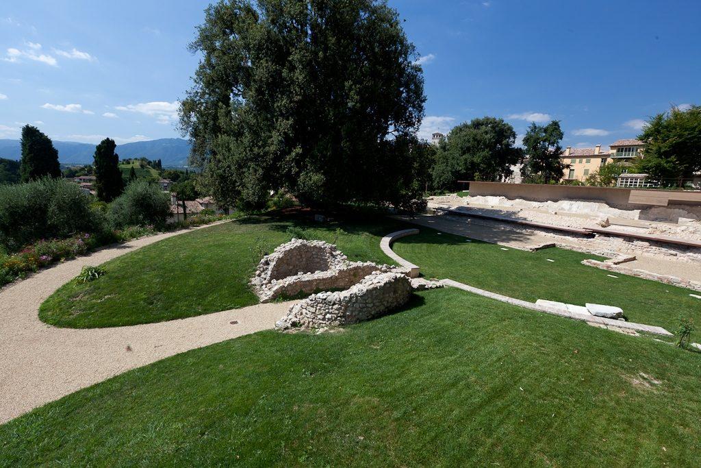 Parco archeologico di Villa Freya