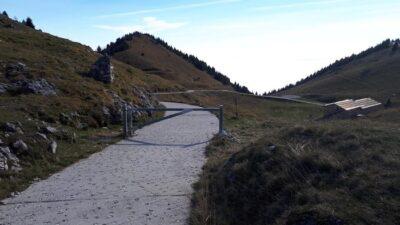 Sentiero 109 – Madonna del Covolo » Cima Grappa