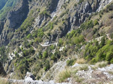 Sentiero 151 – Valle san Liberale » Cima Grappa